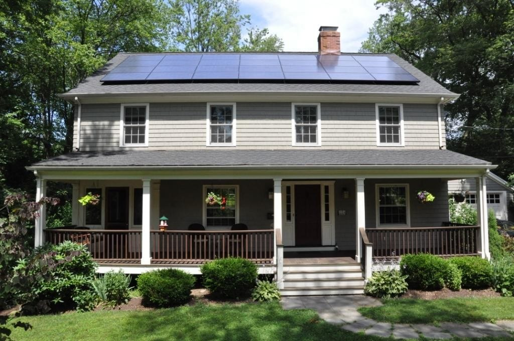 Residential Solar-Installation-Fairfield, CT