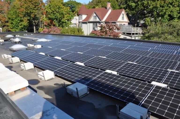 Commercial-Solar-Installer Norwalk, CT