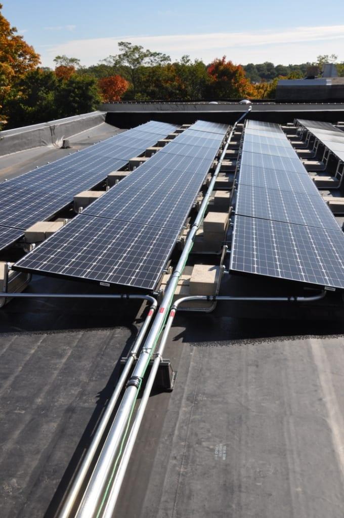Commercial-Solar-Installer New Haven, CT