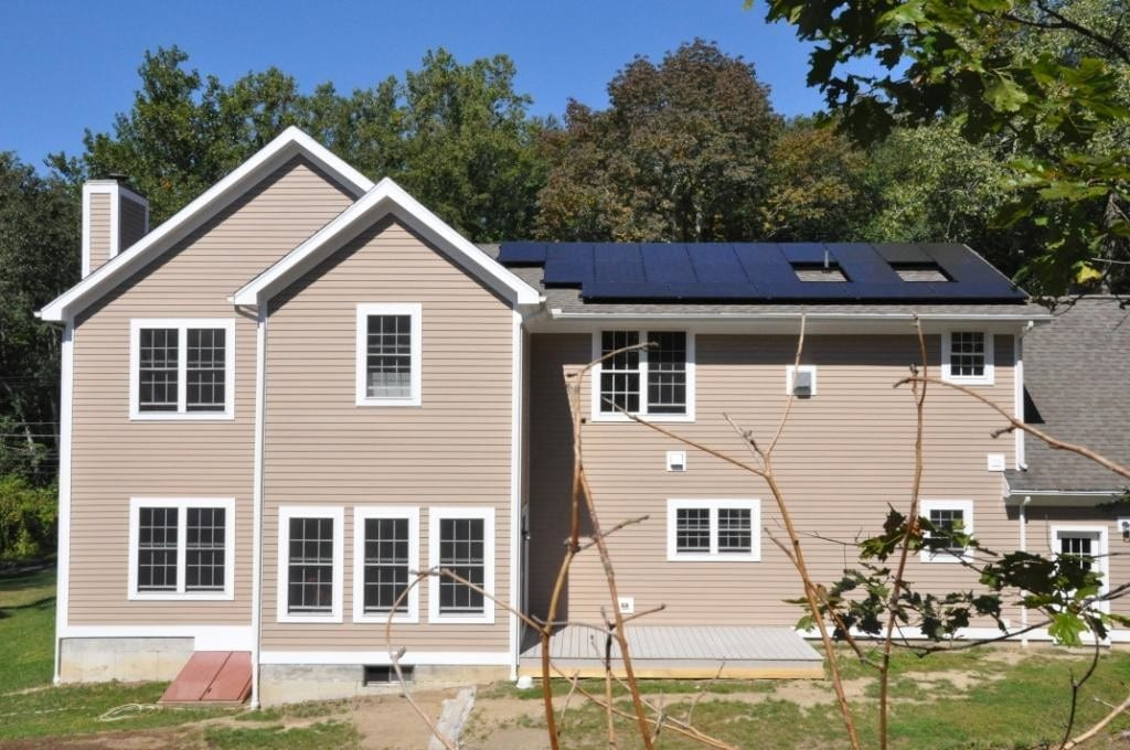 Solar Power System Installer Residential Connecticut