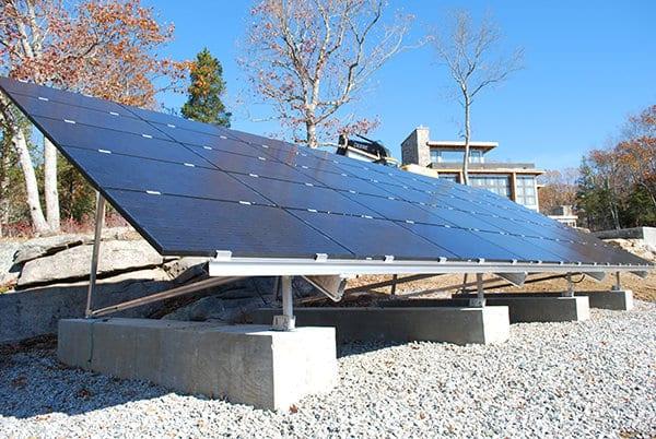 Commercial Solar Power Installer-Old-Lyme-CT