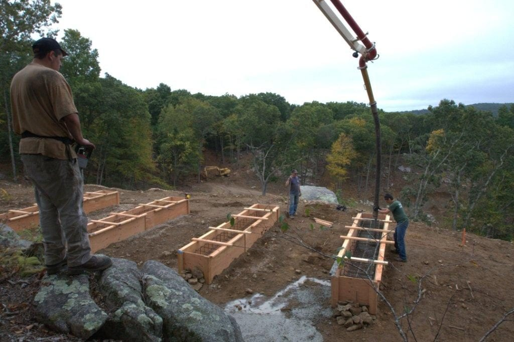 Home Solar-Ground-Mount-Construction Installer Connecticut