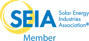 Solar Energy Industries Association (SEIA) member logo