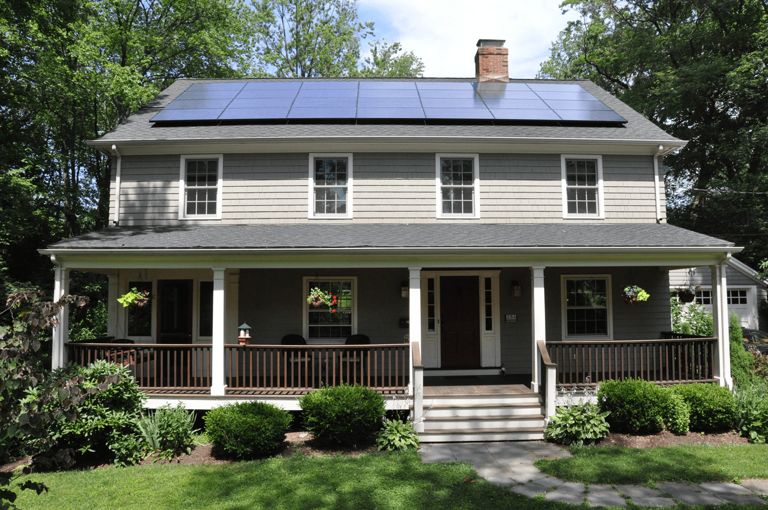 Solar Energy Home Installation | Sun-Wind Solutions | Fairfield, CT