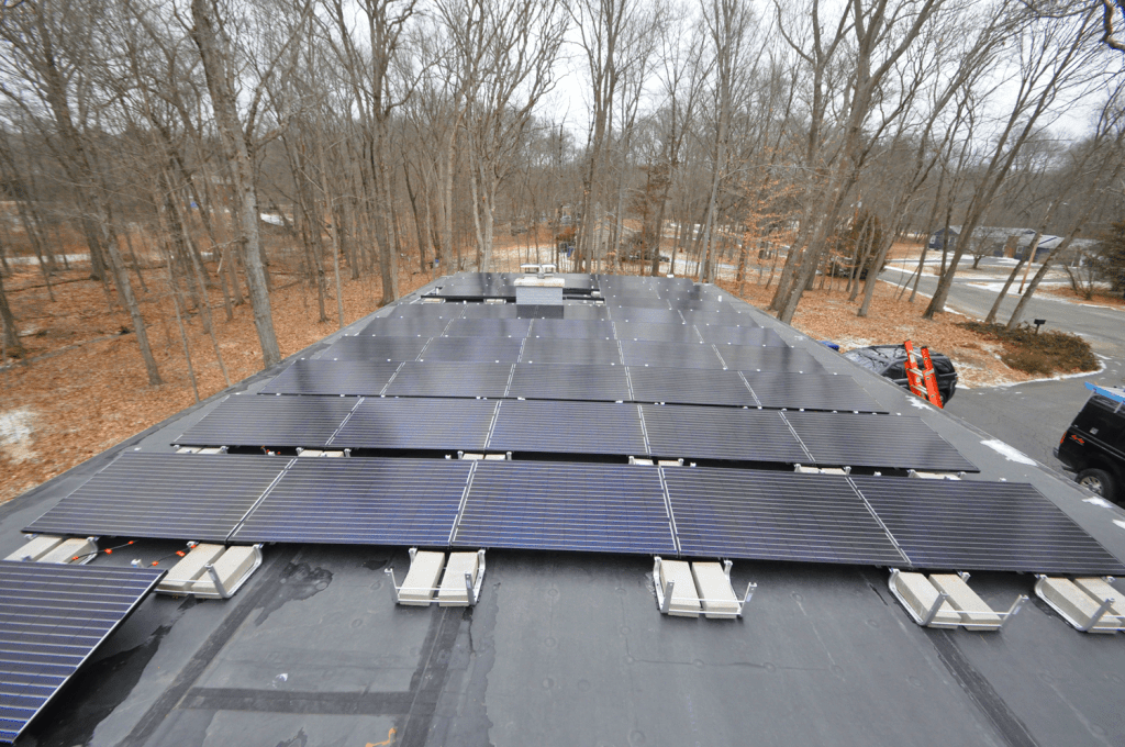Residential Solar Installation New London, CT